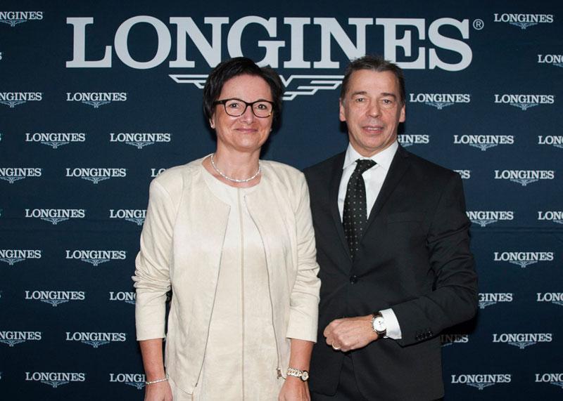 Monique en Luc Thierens Van Wauwe