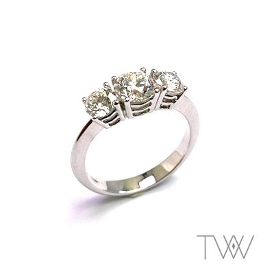 TVW Creaties - ring diamant #9