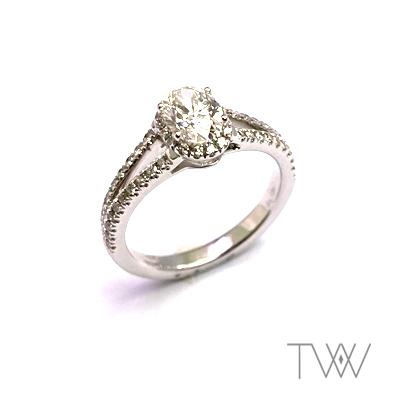 TVW Creaties - ring diamant #10
