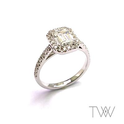 TVW Creaties - ring diamant #11