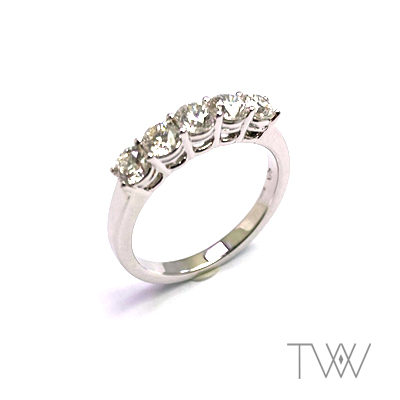 TVW Creaties - ring diamant #12