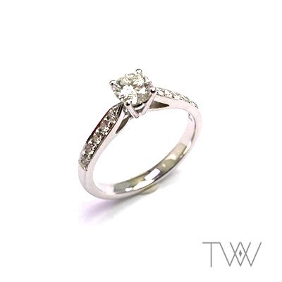 TVW Creaties - ring diamant #15