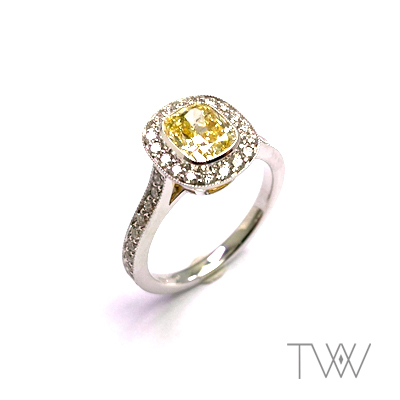 TVW Creaties - ring diamant #16
