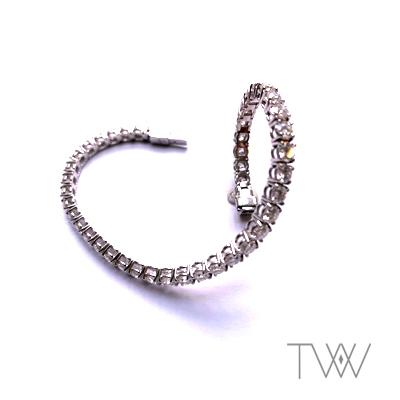 TVW Creaties - armband diamant